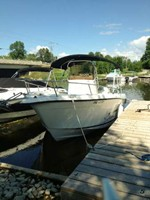 Seaswirl SEASWIRL STRIPER 2101 Boat for Sale