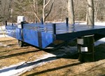 Custom built Pontoon Barge Custom built Pontoon Barge Boat for Sale