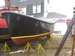 Fiberglass Motor Whale Boat Fiberglass Motor Whale Boat 1968