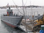 Higgins Steel LCM8 Landing Craft LCM8 Landing Craft Boat for Sale