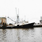 Custom built 87' x 21' Steel Fishing Trawler Boat for Sale