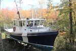 Custom Built Fiberglass Research/Survey/Dive Vessel Boat for Sale