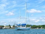 NAUTICAL DEVELOPMENT Corp Stevens 56 Boat for Sale