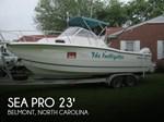 Sea Pro 2001