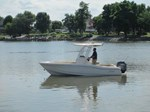 Scout Boats 210XSF 2014