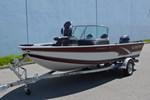 Alumacraft Voyageur 175 Sport LV 2014