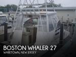 Boston Whaler 1986