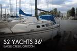 S2 Yachts 1980