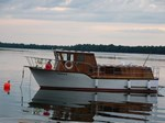 Cliff Richardson Custom Trawler 1966