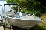 Henley Aluminum Boat 1986