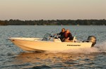 Triumph Boats 170 DC - Looking For A Tough Boat Mother Nature Lo 2017