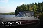 Sea Ray 2009