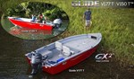 G3 Boats Guide V150 wi Side Console & Controls 2014