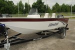 Mirrocraft Boats OUTFITTER SERIES 16' SIDE CONSOLE 2014