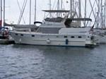 NOVA MARINE Sundeck Trawler 1984