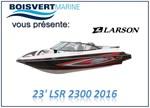 Larson 23 LSR 2300 2016