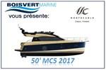 Monte Carlo Yachts *50 MC5 2017