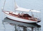 Harris 38 Square Meter Sloop 1996