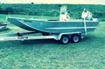 Custom built Heavy Duty Aluminum EX USCG Work Boat 2006
