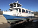 Custom Built 1987 13.87 m x 4.44m Steel Truckable 48 PAX Single 1987