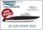 Chaparral *18 H2O SPORT 2015