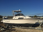 Boston Whaler 23 Walkaround 1992