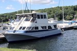 Richardson Custom Built Aluminum Trawler 1976
