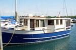 Hans Dehmel Trawler - Canal Cruiser 1970