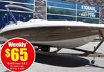 Stingray Boat Co 192 SC - INSTOCK! 2015