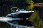 Stingray Boat Co 215 LR 2015