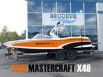 Mastercraft X46 WAKE 2015