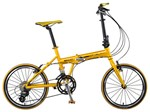 Lightspeed Watercraft Bullett - Folding Bike 2015