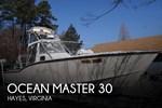 Ocean Master 1988