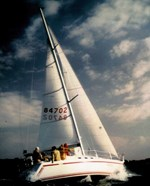 CS YACHTS CS30 1985