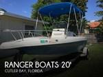 Ranger Boats 2001