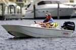 Boston Whaler 110 Sport 2015
