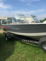 Crestliner 1750 Fish Hawk WT 2014