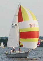 C&C 27 MkIII Sloop and Trailer 1975