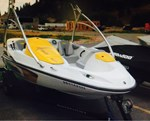 Sea-Doo 150 Speedster W/tower 2008