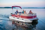 Sun Tracker PARTY BARGE® 18 DLX 2014