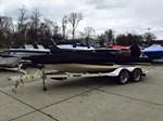 Bass Cat Boats 19 PANTERA III DC 2001