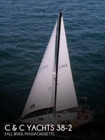 C & C Yachts 1976