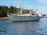 Whitby Ketch 1973