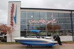 Sea Ray 21 SPX Outboard 2015