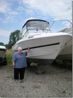 Pro-Line Fishing Boat 21 Walkaround Cuddy 1999