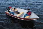 Lund Boats WC 14 Deep V Boat 2015