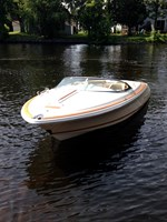 "Chris Craft Lancer ""Woody Edition #84"" 2008"