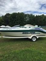 Sea-Doo Sport Boats Challenger 1800 1999