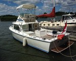 Bertram 31 Flybridge Cruiser 1973