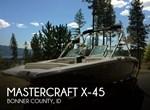 Mastercraft 2008